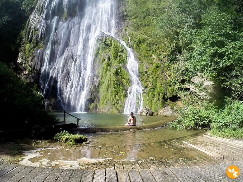 Viagem para Bonito - Rapel e Cachoeiras da Boca da Onça