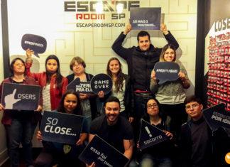Escape Room SP - Sala Ateliê
