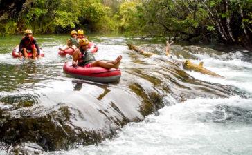 Viagem para Bonito - Boia Cross Parque Ecológico Rio Formoso