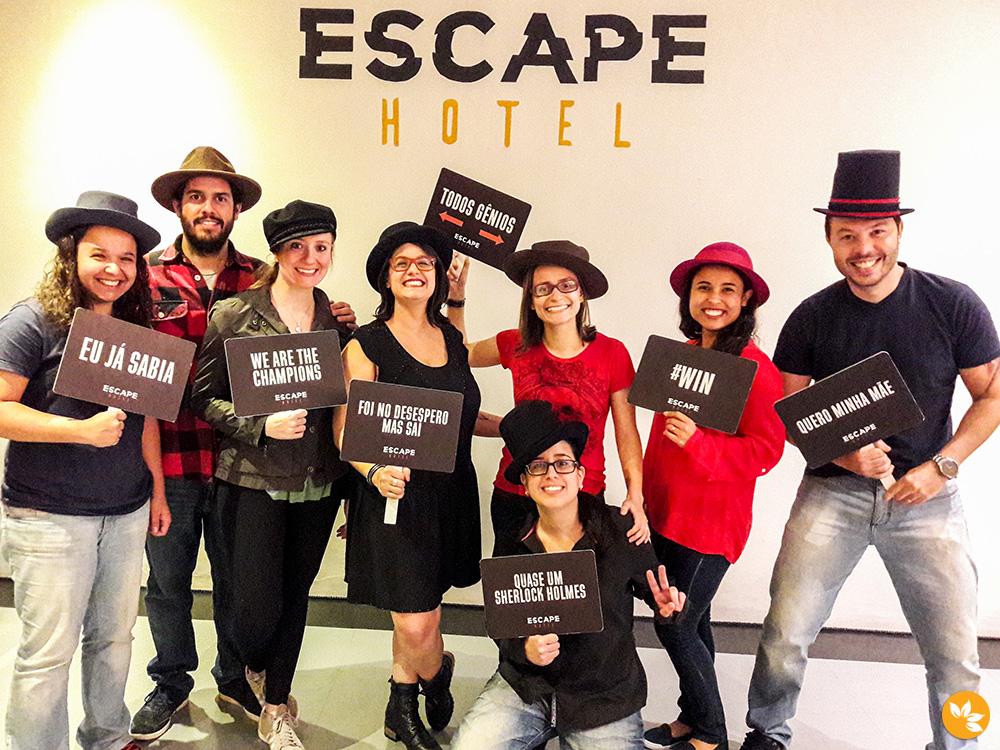 Escape Hotel – Sala A Máfia