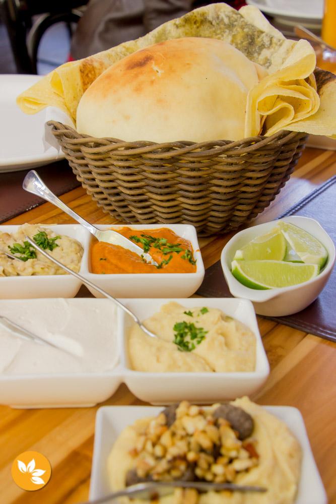 Farabbud - Restaurante Árabe em São Paulo