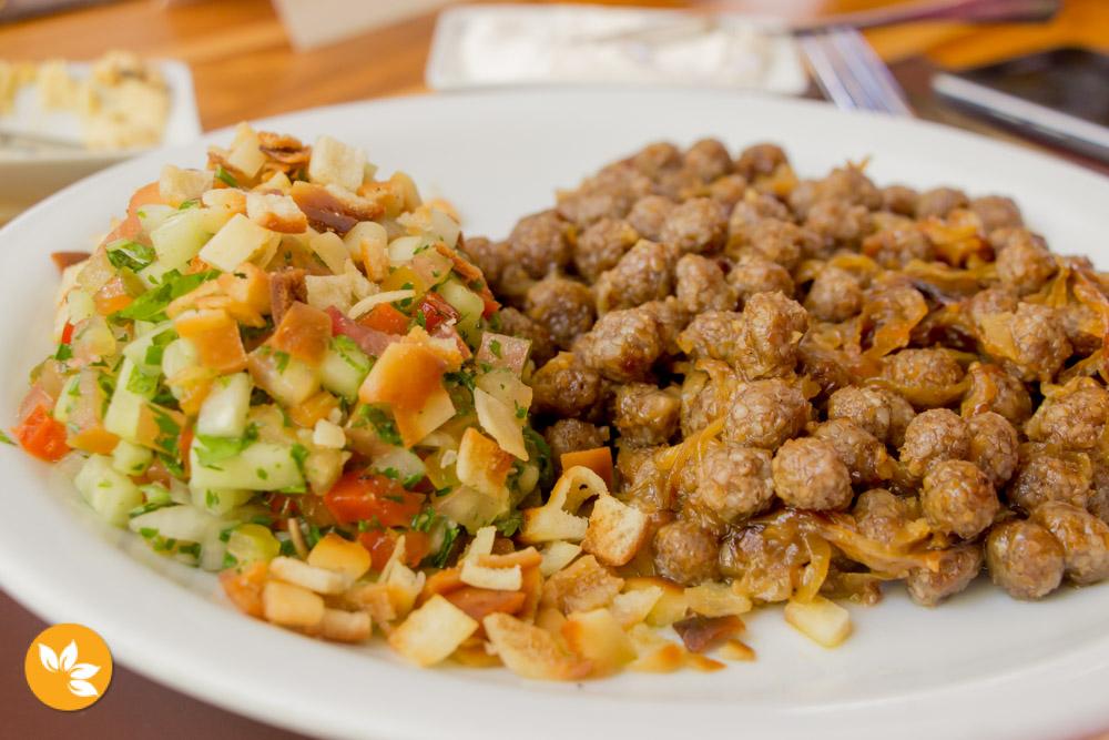 Farabbud - Restaurante Árabe em São Paulo - Kibe Emílio Abbud