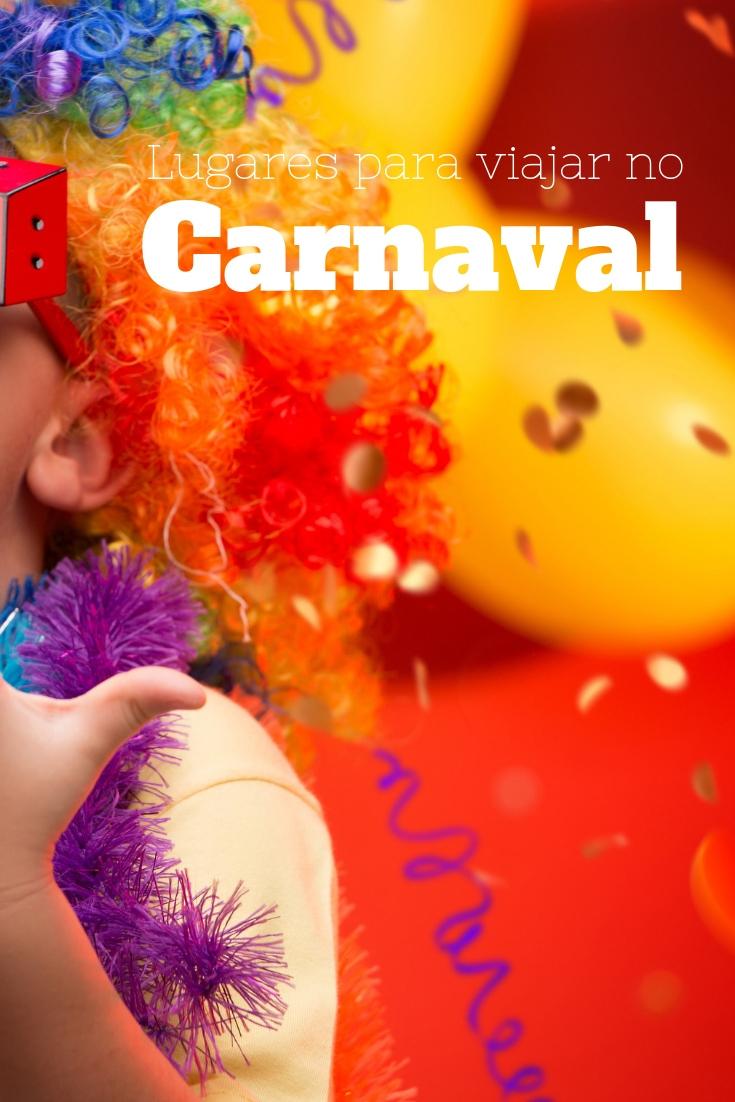 Lugares para viajar no Carnaval: São Paulo, Rio de Janeiro, Olinda, Salvador, Rio Quente, Bonito ou Monte Verde? Descubra para onde ir!