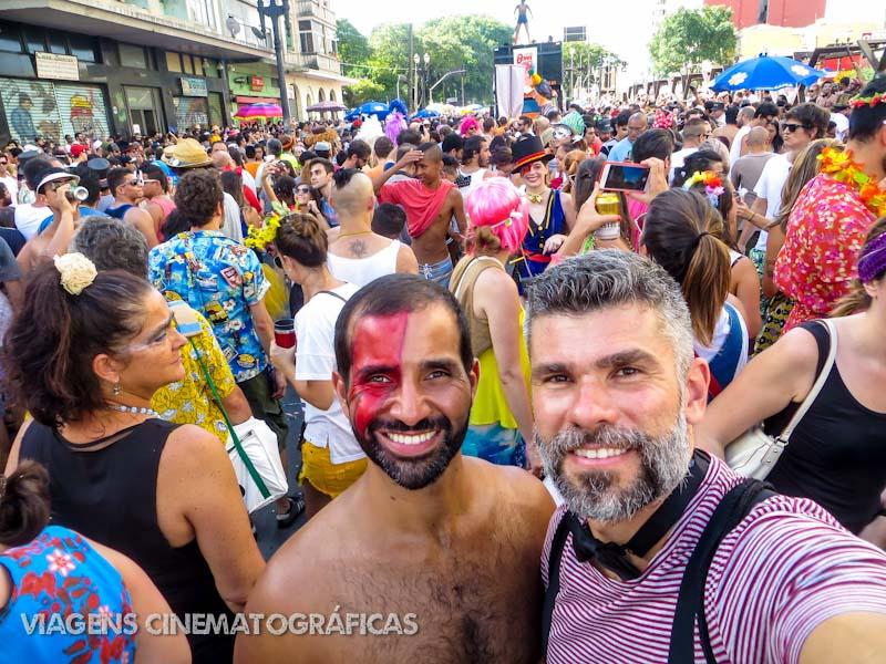 Lugares para viajar no carnaval - São Paulo