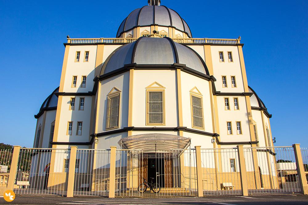 O que fazer em Vitória - Santuário Basílica de Santo Antônio