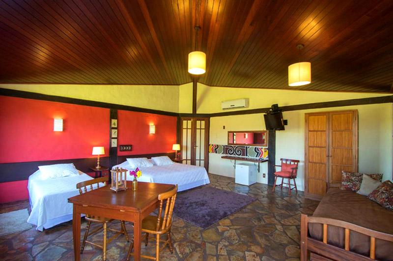 Onde Ficar em Bonito - Hotel Santa Esmeralda