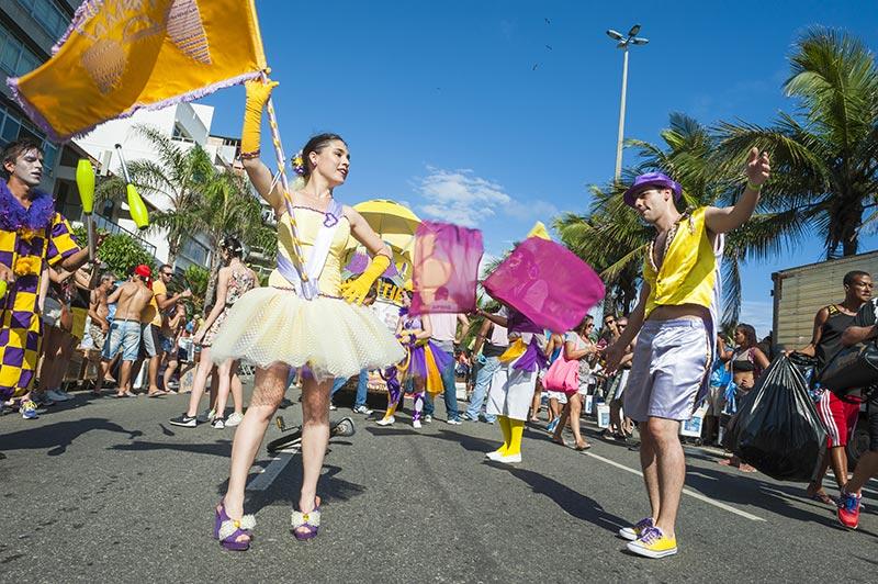 Lugares para viajar no carnaval - Rio de Janeiro