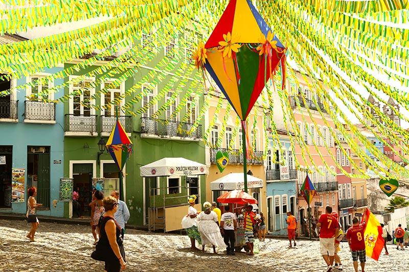 Lugares para viajar no Carnaval