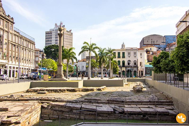 Tour Pequena Africa - Cais da Imperatriz no Centro do Rio de Janeiro