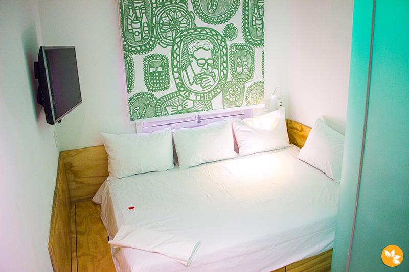 Quarto Standard do Belga Hotel