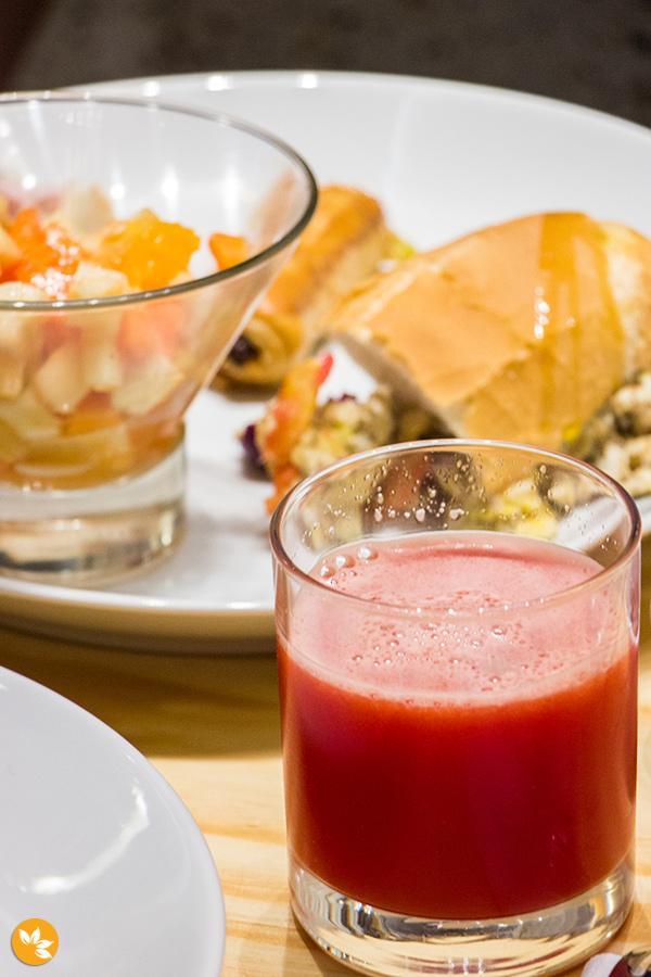 Café da Manhã no Belga Hotel