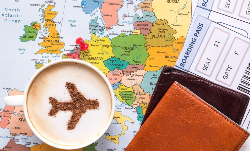 Viagem dos Sonhos pela Europa
