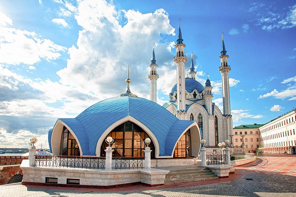 Viagem para Rússia - Cazã