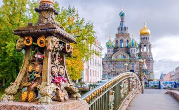 Viagem para Russia - São Petersburgo