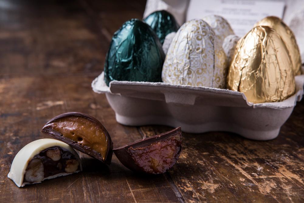Mini Ovos Adulto - Mercadinho Dalva e Dito - Ovos de Páscoa