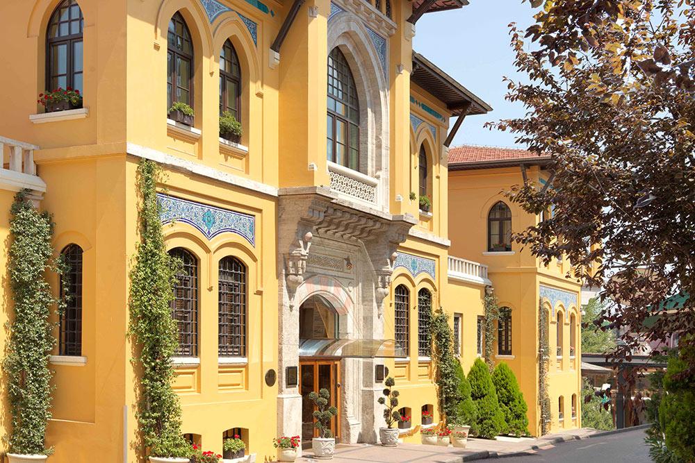 Four Seasons Hotel Istanbul at Sultanahmet – Istambul, Turquia