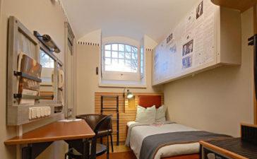 7 melhores hotéis pelo mundo que já foram prisões