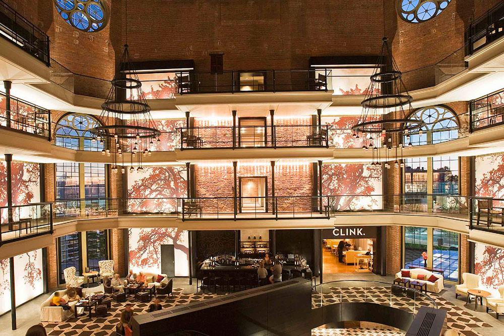 The Liberty Hotel – Boston, EUA