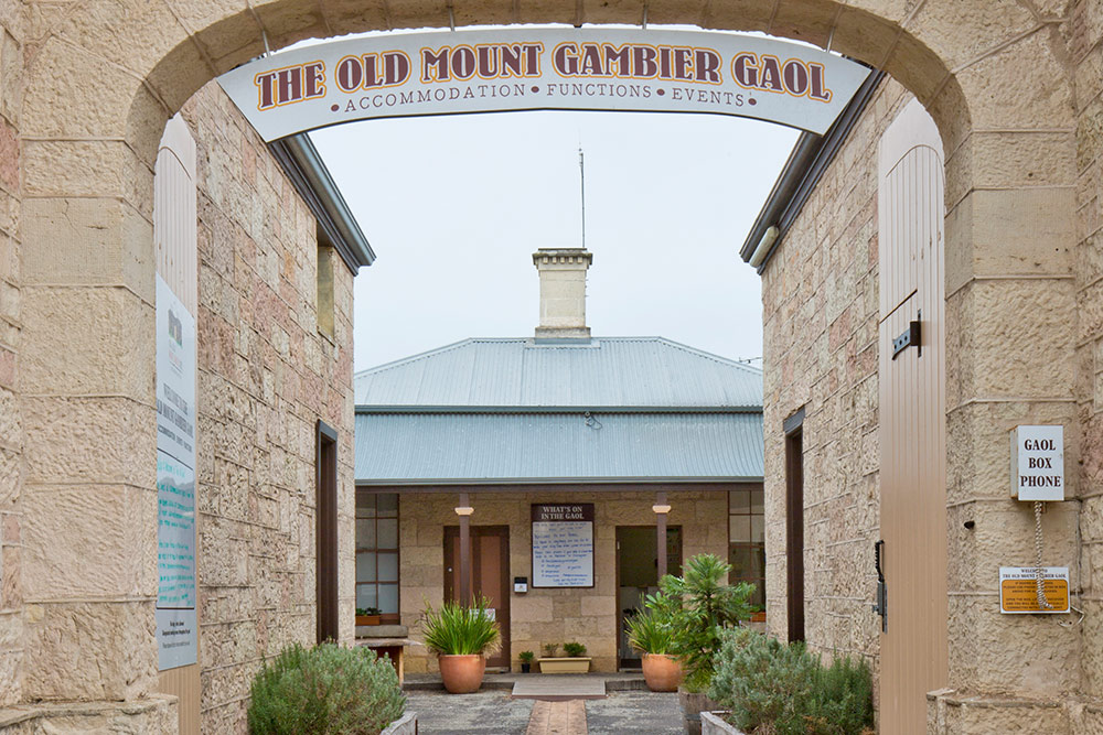 The Old Mount Gambier Gaol – Mount Gambier, Austrália