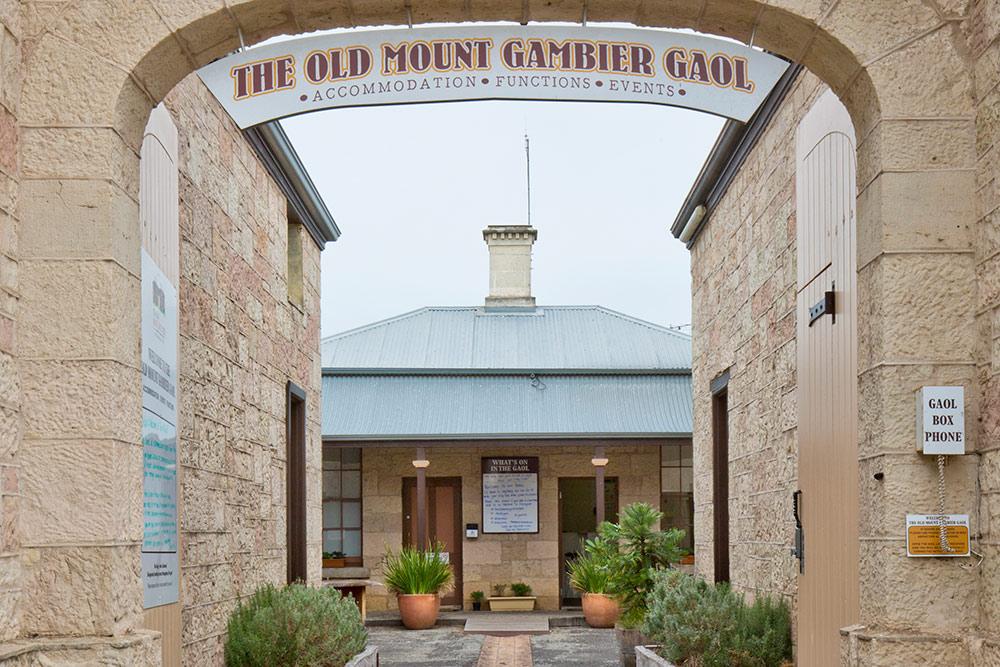 The Old Mount Gambier Gaol – Mount Gambier, Austrália