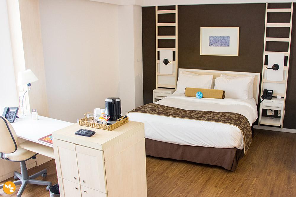 Apartamento Business Class - Comfort Suites Alphaville