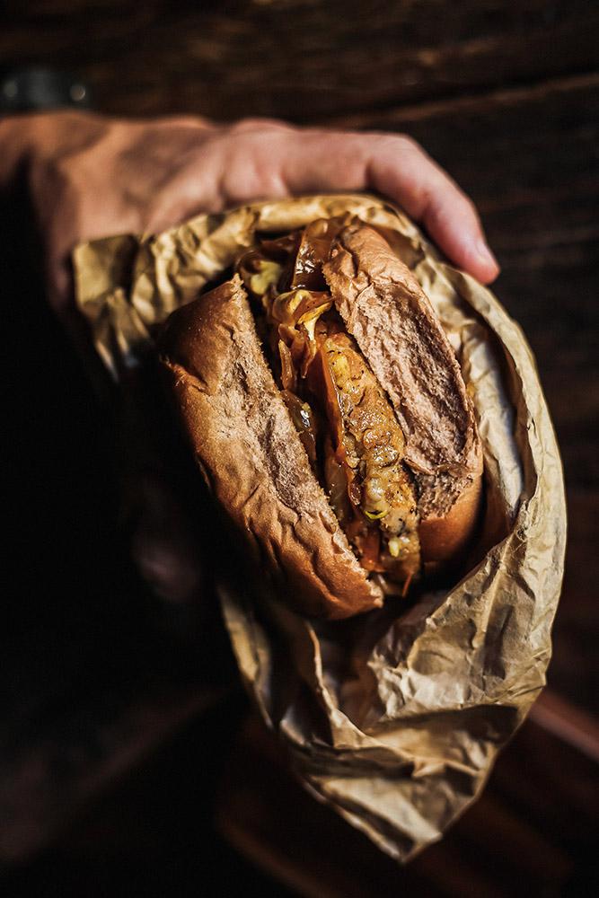 Raw Burger N Bar - CHEDDAR VEGGIE MELT