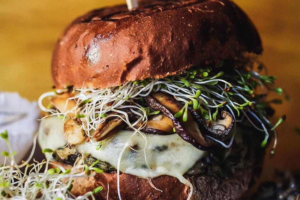 Raw Burger – Hamburgueria 100% vegetariana