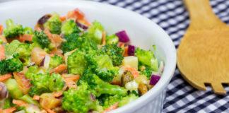 Receitas de Saladas - Salada de Brócolis