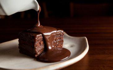 Bolo de chocolate - Pomodori