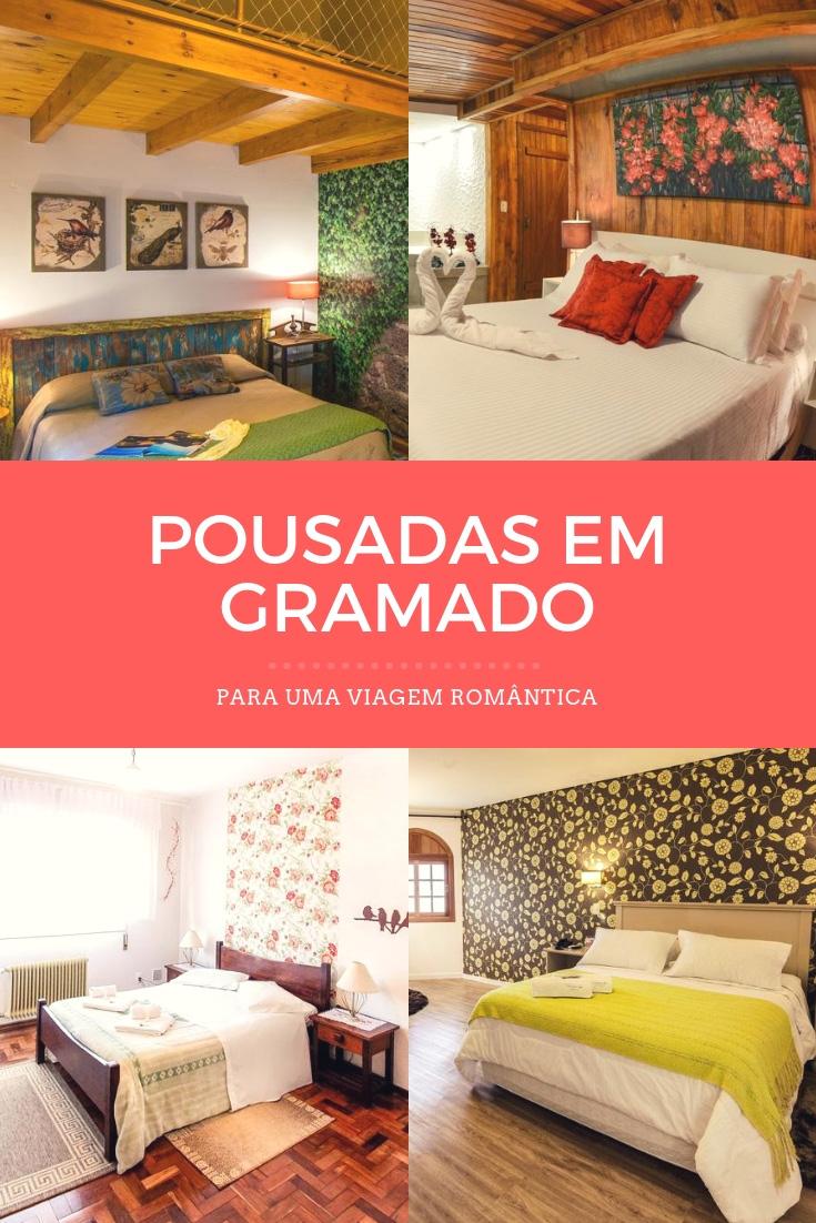 7 pousadas em Gramado para uma viagem romântica