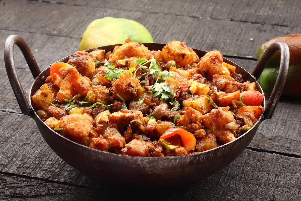 Uma jantar inspirado no filme Comer, Rezar, Amar-curry