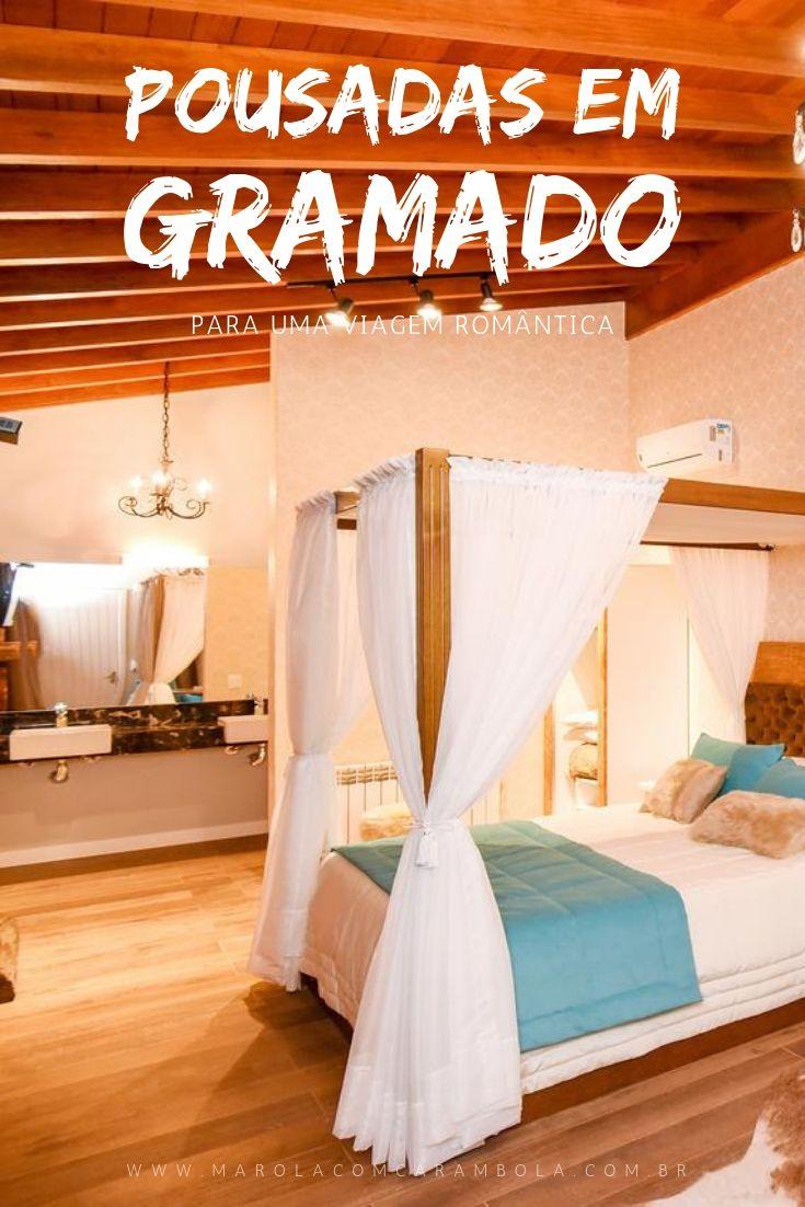Está em busca de ótimas pousadas em Gramado para curtir um clima charmoso e romântico? Confira nossas recomendações e aproveite sua viagem.