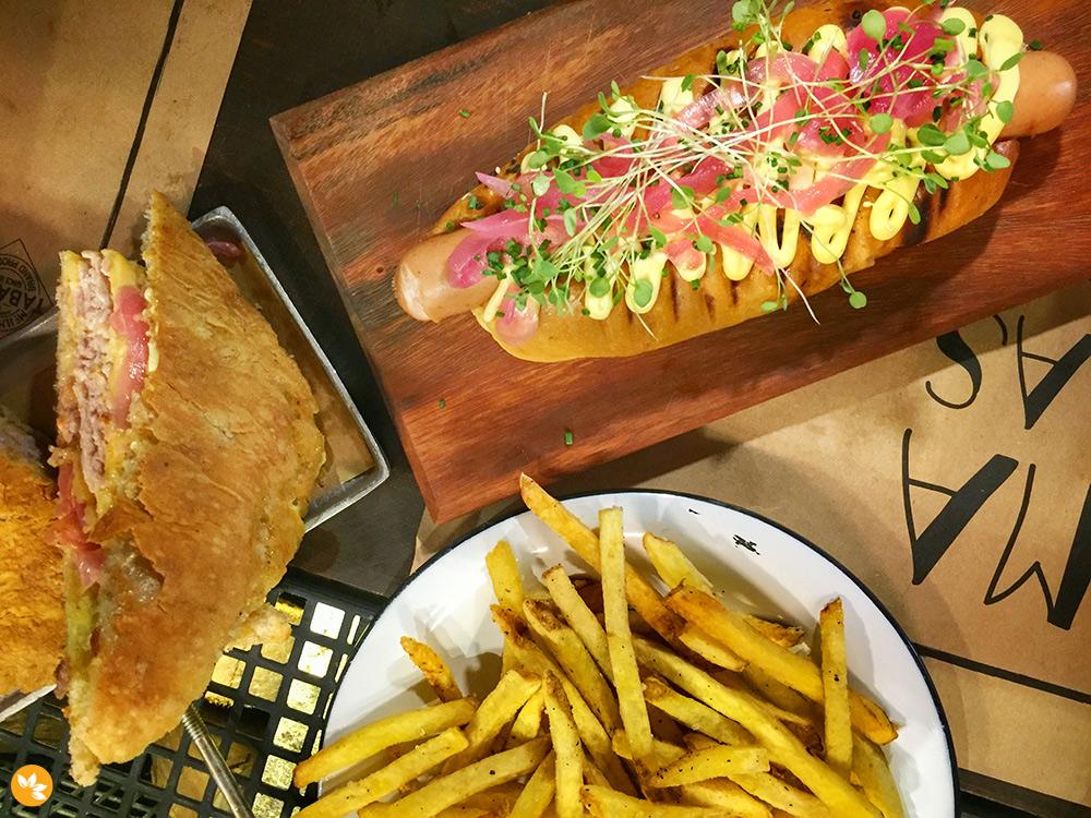 Fôrno - Comida casual, pizzas, sanduíches e drinks