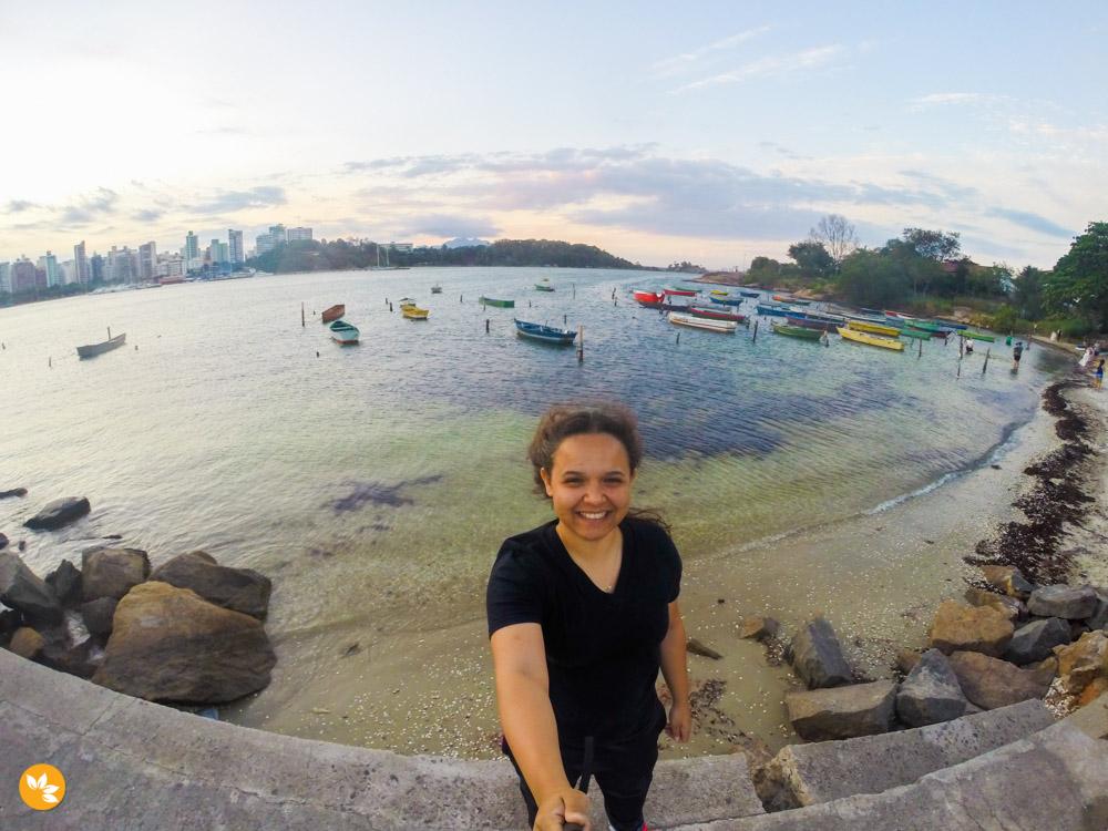 O que fazer em Vitória - Espírito Santo - Ilha do Frade