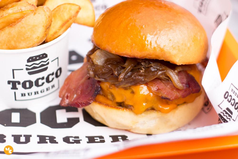 Tocco Burger - Hamburgueria na Moóca