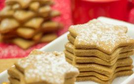 Gingerbread Biscoito de Gengibre de Natal