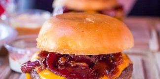 Jack Steak - Bacon BBQ Burger