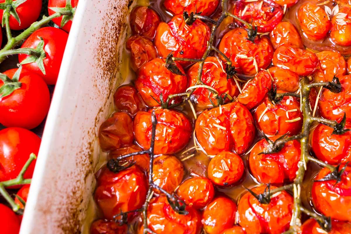 Receita de Tomate Confit - Receita de Tomate Confitado
