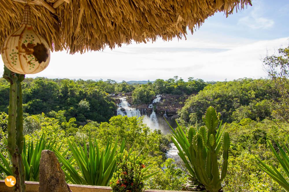 Cachoeira Poço Encantado – Chapada dos Veadeiros
