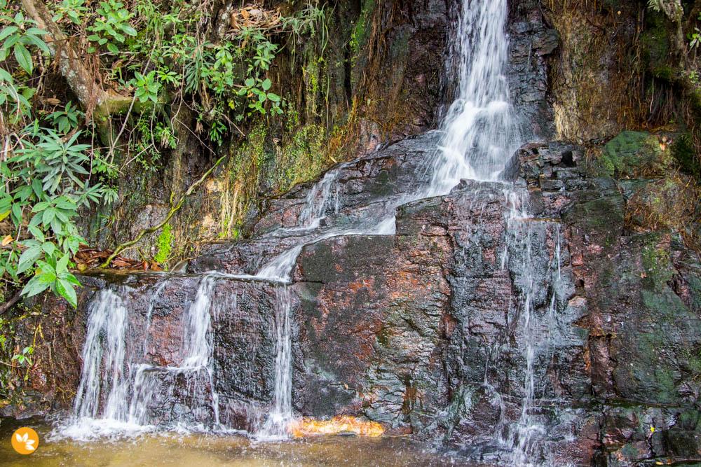 O que fazer na Chapada dos Veadeiros - Cachoeira dos Cristais