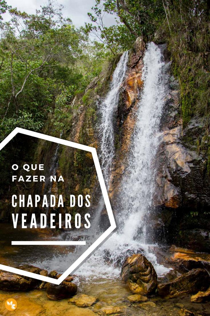 O que fazer na Chapada dos Veadeiros. Piscinas naturais, cachoeiras, rios cristalinos, cânios, trilhas. Descubra aqui os melhores passeios!
