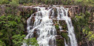 O que fazer na Chapada dos Veadeiros – Cachoeira Almécegas I