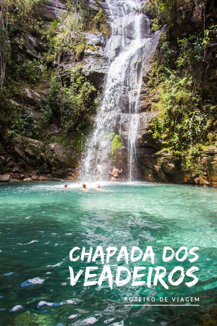 O que fazer na Chapada dos Veadeiros - cachoeiras, piscinas naturais, rios cristalinos, cânios, trilhas e mais. Faça o melhor roteiro na Chapada!