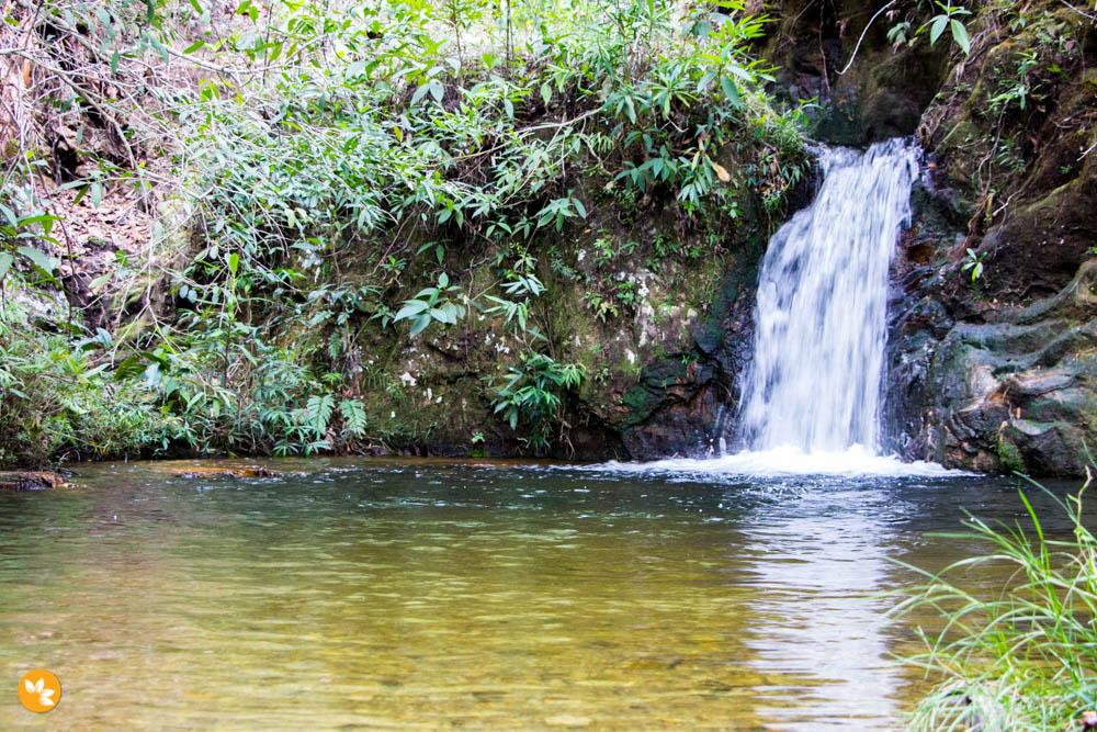 Cachoeira dos Cristais - Hidromassagem Natural