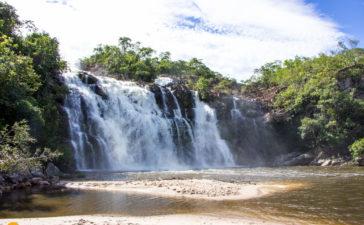 Cachoeira Poço Encantando