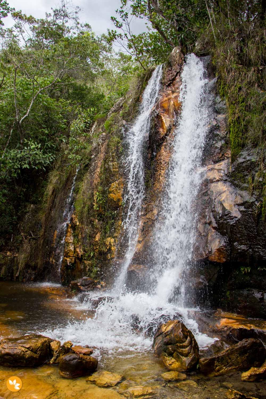 Cachoeira dos Cristais - Cachoeira Véu de Noiva