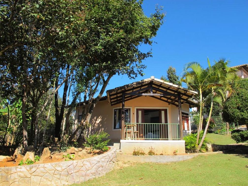 Chapada dos Veadeiros - Pousadas em Alto Paraíso - Pousada Casa Rosa