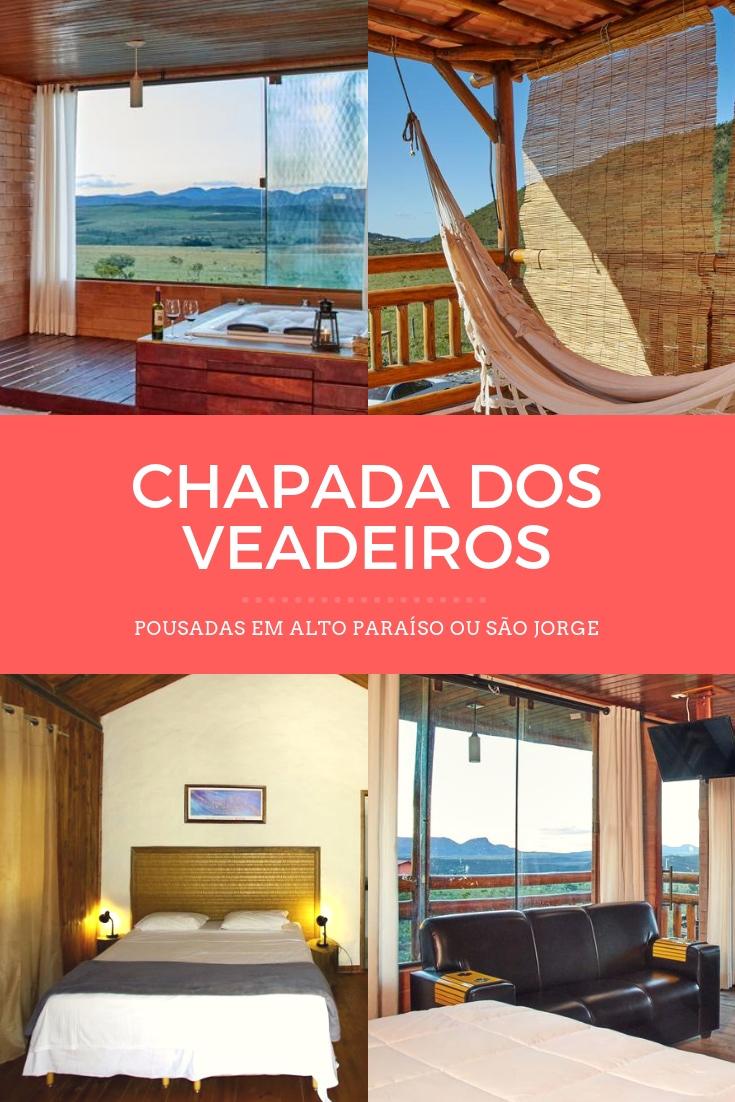 Chapada dos Veadeiros Pousadas - Descubra a melhor base para ficar hospedado durante a sua viagem. Prós e contras de Alto Paraíso e São Jorge.