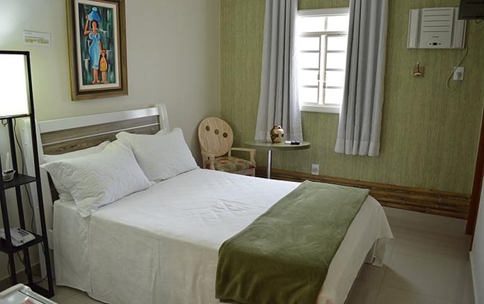Chapada dos Veadeiros - Pousadas em Alto Paraíso - Tapindaré Hotel