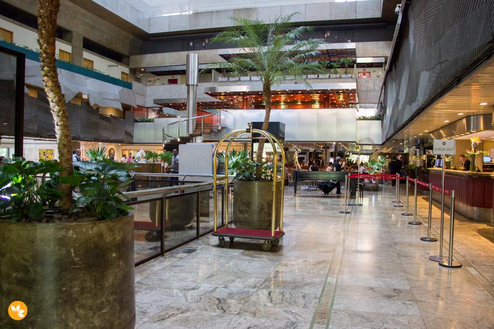 Maksoud Plaza – O charmoso ícone da hotelaria de São Paulo